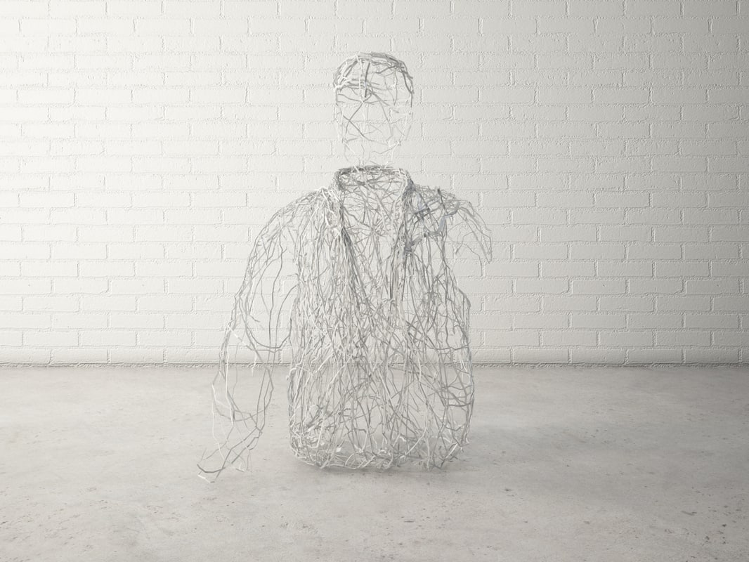 3d model public sculpture