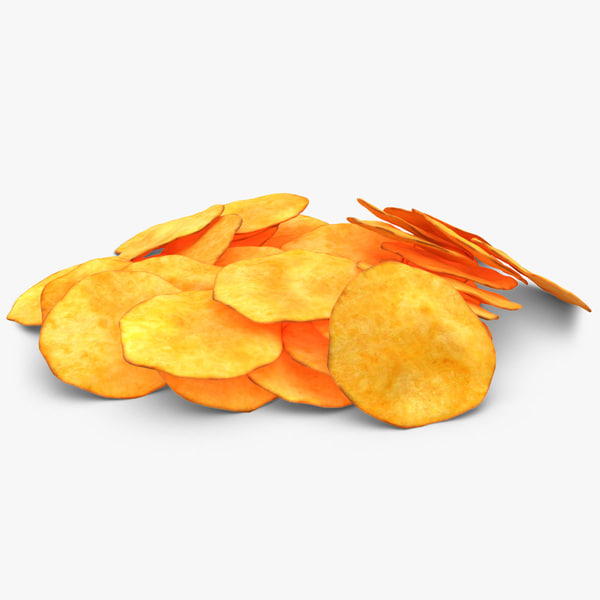 realistic potato chip 2 3ds