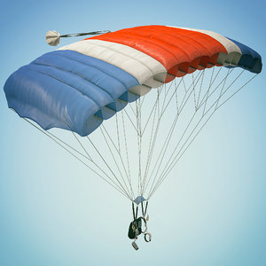obj parachute
