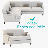 3d joybird robin model