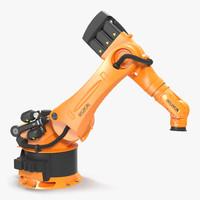 kuka robot kr-600 fortec 3d max