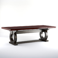 max corsica dining table