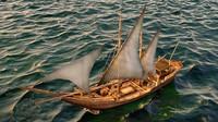 Sailboat Vessel