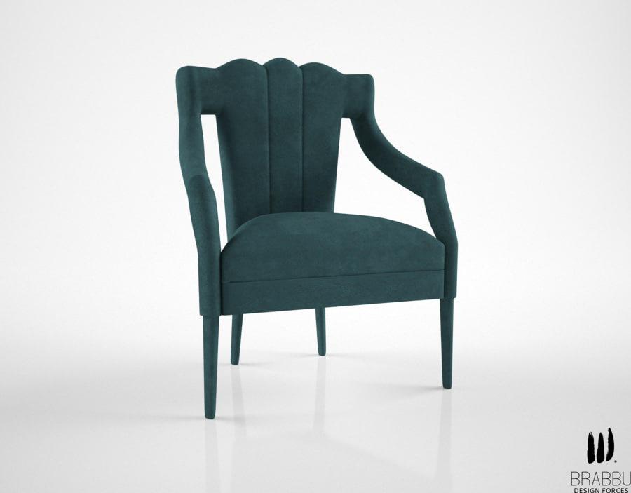 max brabbu cayo armchair