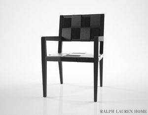 3d model ralph lauren new safari