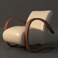 h269 chair 3d 3ds