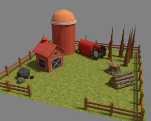 3ds farm