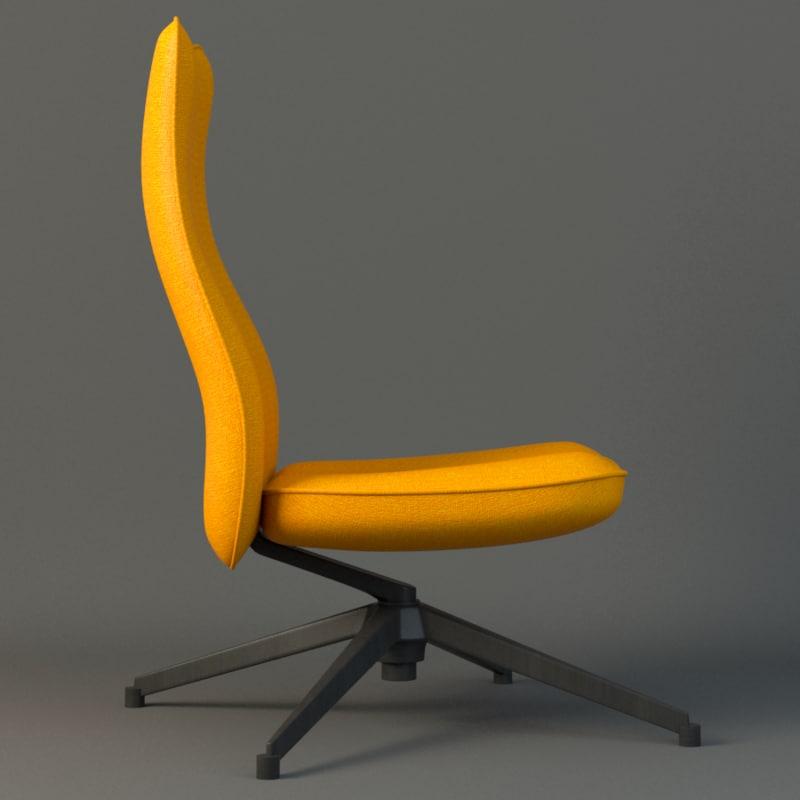 pilot chair knoll max
