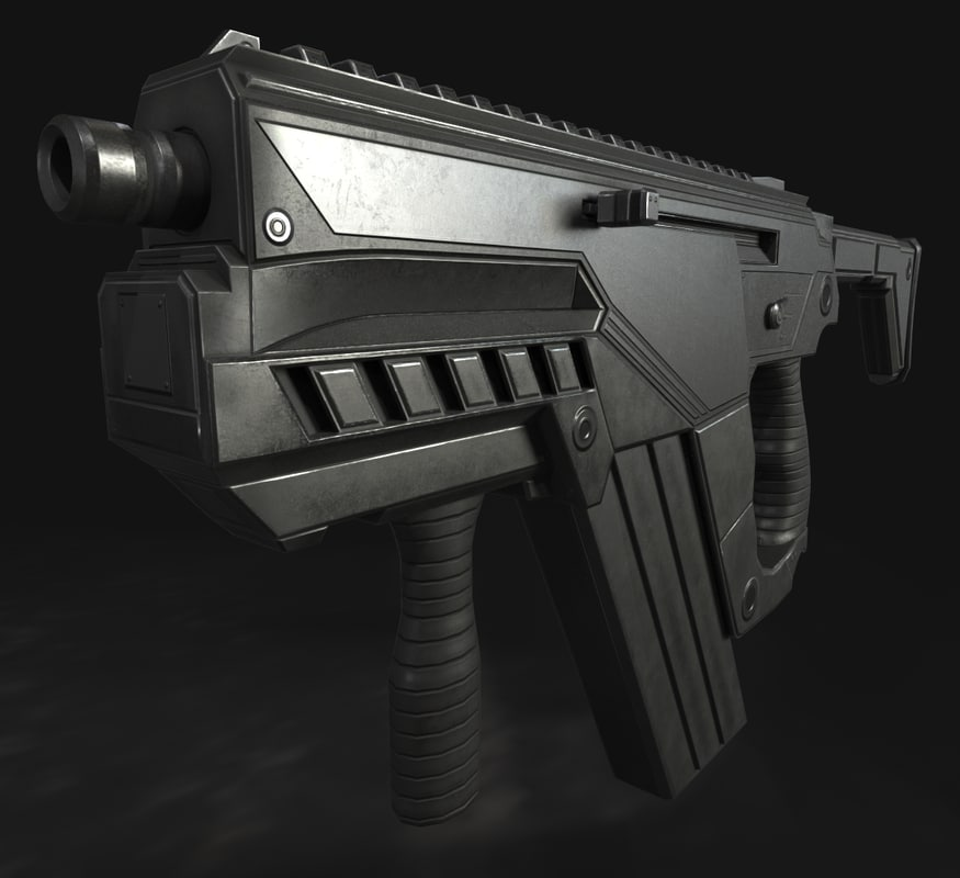 3ds submachine gun m24 r