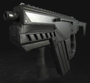 3ds submachine gun m24 r