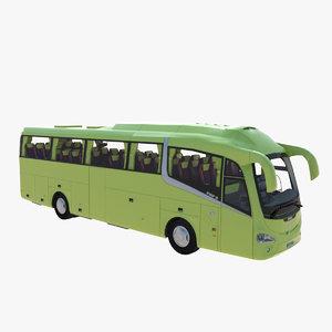 3d bus irizar i6