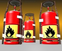 gas cooker junk duct obj