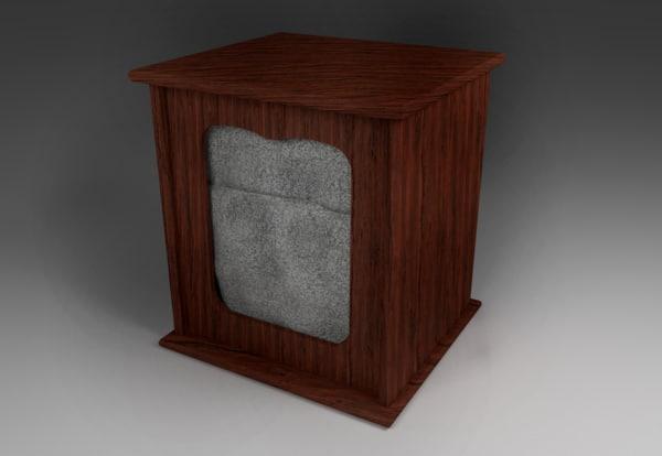 wood papkin 3ds