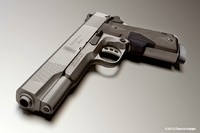 45 ACP Smith and Wesson Gun Model