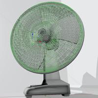 fan ready 3d model