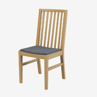 ikea norrnas chair 3d max