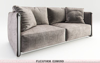 3d model flexform edmond