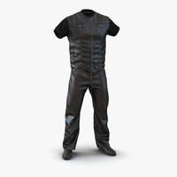 biker outfit generic max