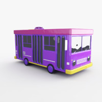 Bus Argento