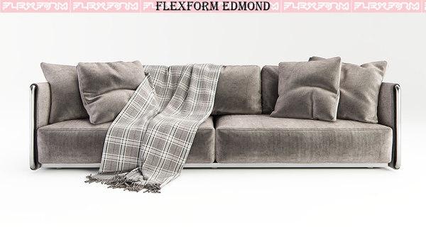 3d max flexform edmond