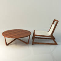 max modern table chair