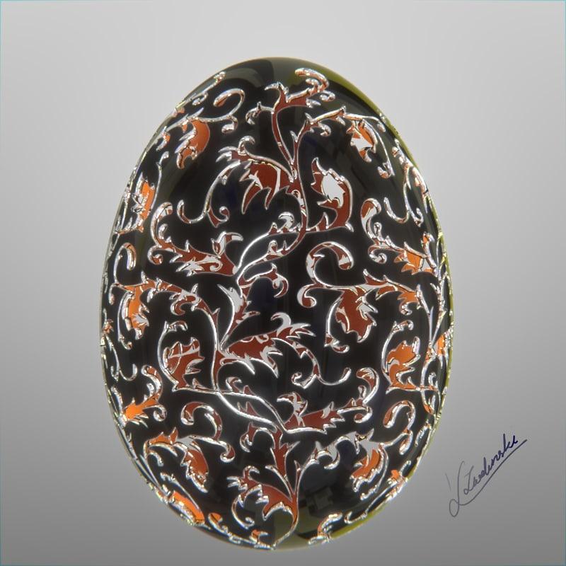 easter egg obj