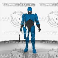 Robocop - Classic Armor