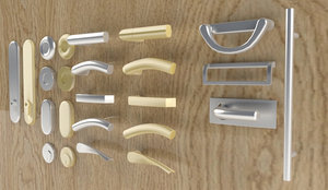 max door handles furniture