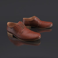 Men's Leather shoes 2
