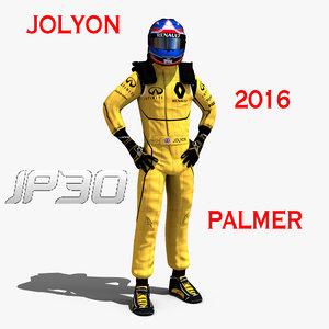 palmer 2016 3d max