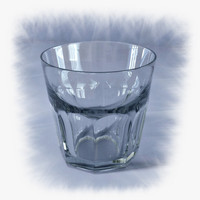 3d ikea glass model