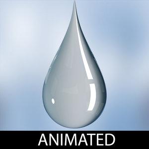 drop studiomax animation max