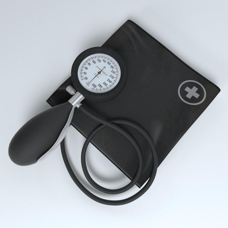 3d model tensiometre