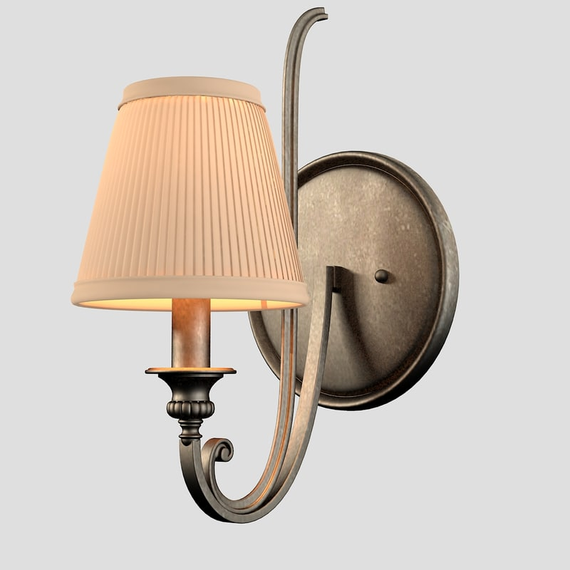 max feiss wall lamp