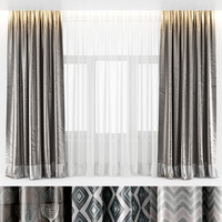 CURTAINS SILK