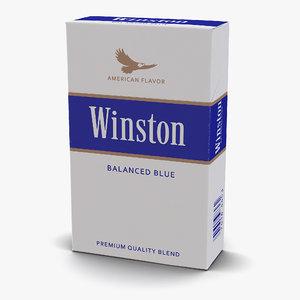 max closed cigarettes winston