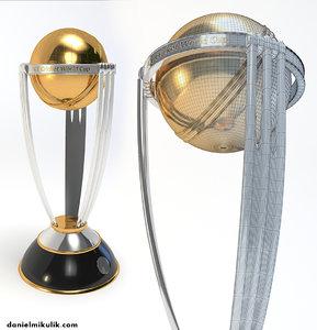 max cricket trophy