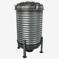 3d model storage tank