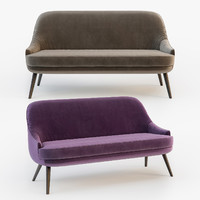Walter Knoll 375 sofa