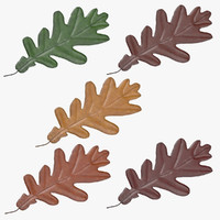 oak leafs 03 max