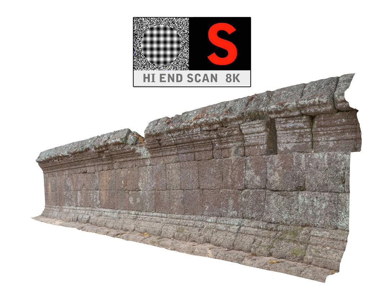 acient walls 8k max