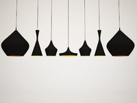 Beat Shade pendant light
