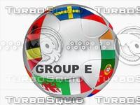 EURO 2016 TEAMS AND GROUPS BALL