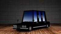 limousine - cartoon cars max