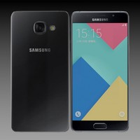 samsung galaxy a9 2016 3d model