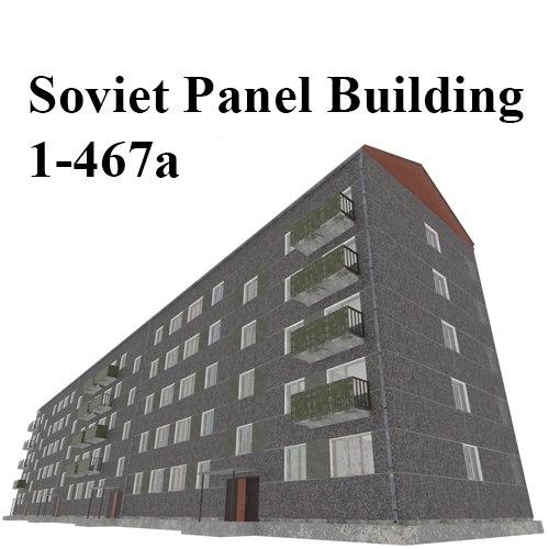 building soviet 3d 3ds