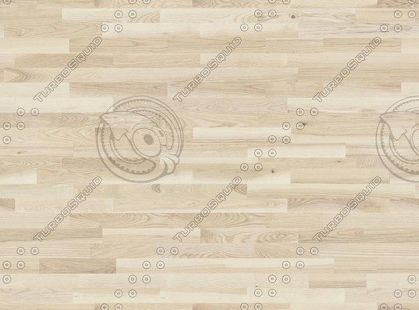 Parquet light horizontal texture. Seamless