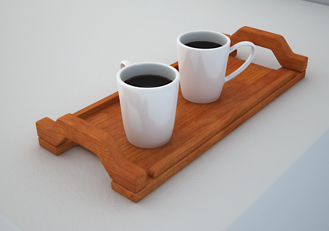 cup coffee tray max free