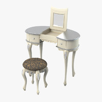 cortezari gemma dressing table max