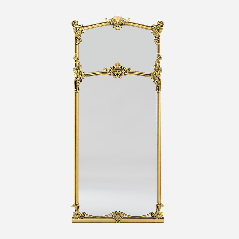 dreamland baroque mirror 3ds